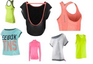 koszulki fitness