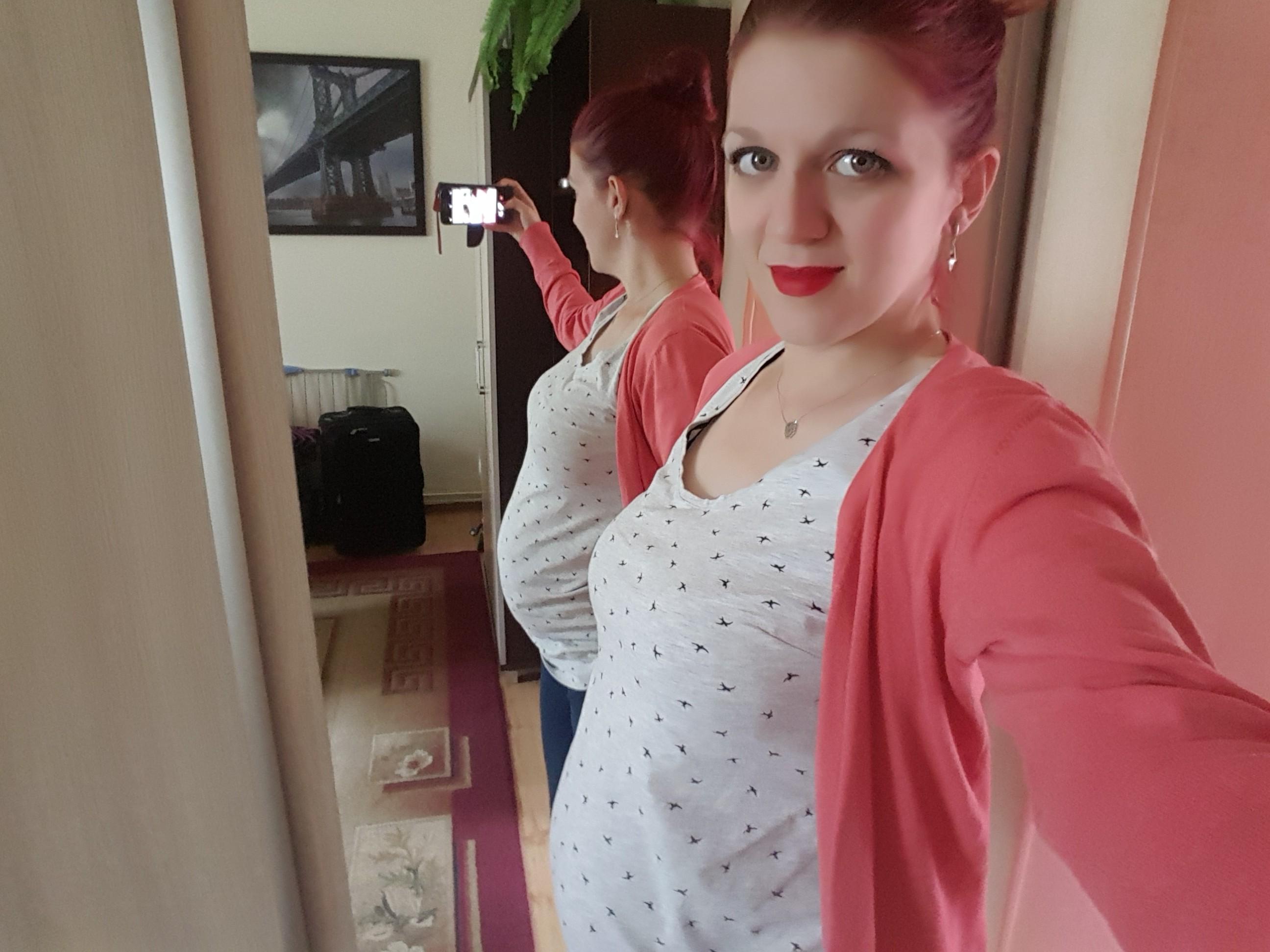 6 miesiąć ciąży