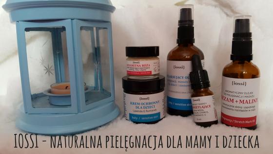 kosmetyki naturalne iossi