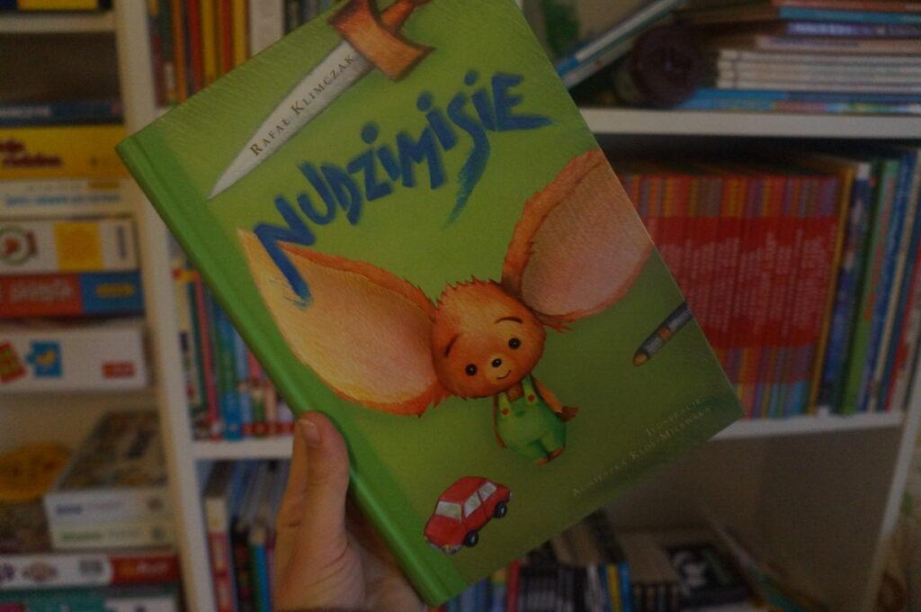 książki dla przedszkolaka