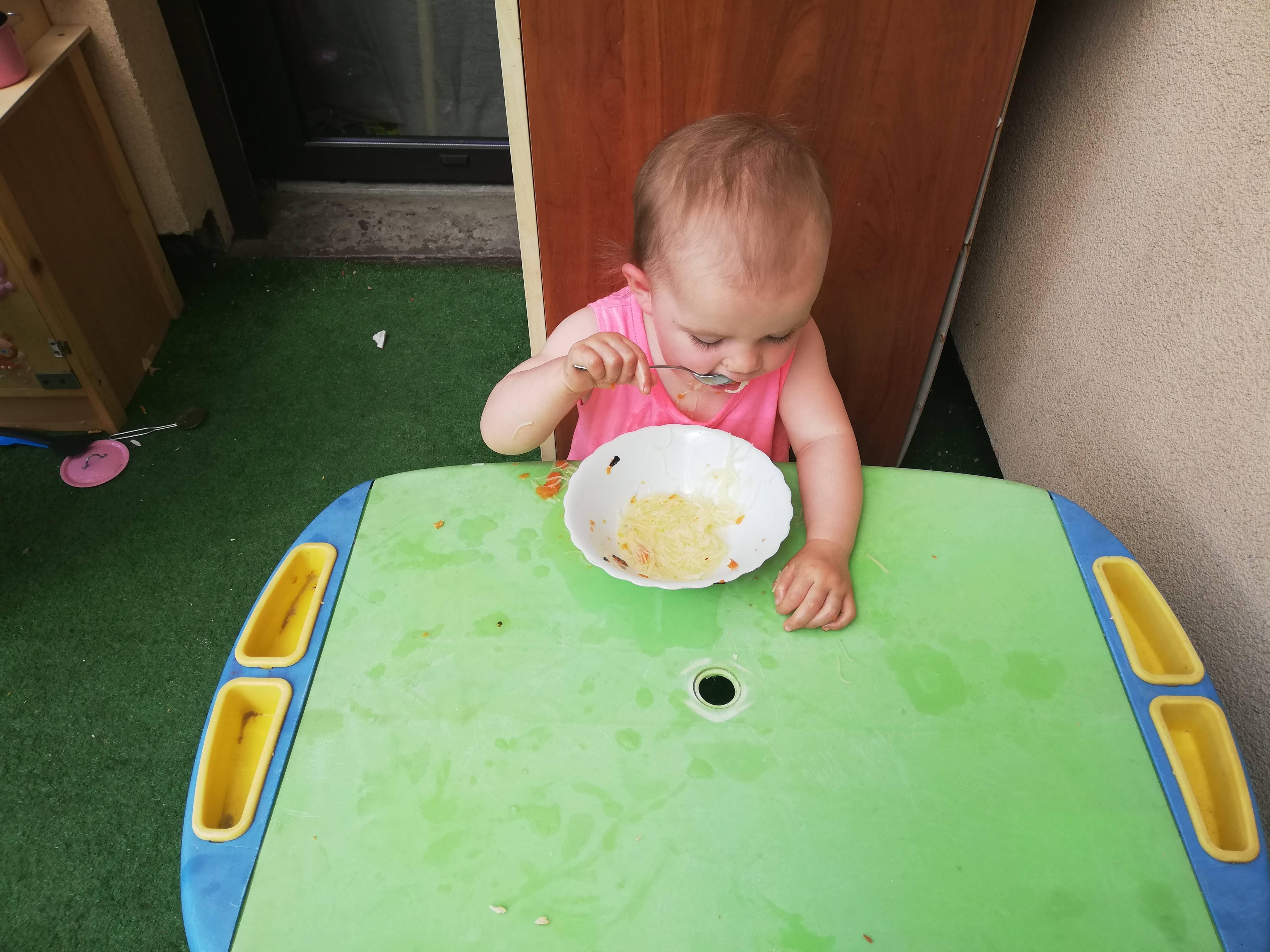 16 miesiąc życia dziecka