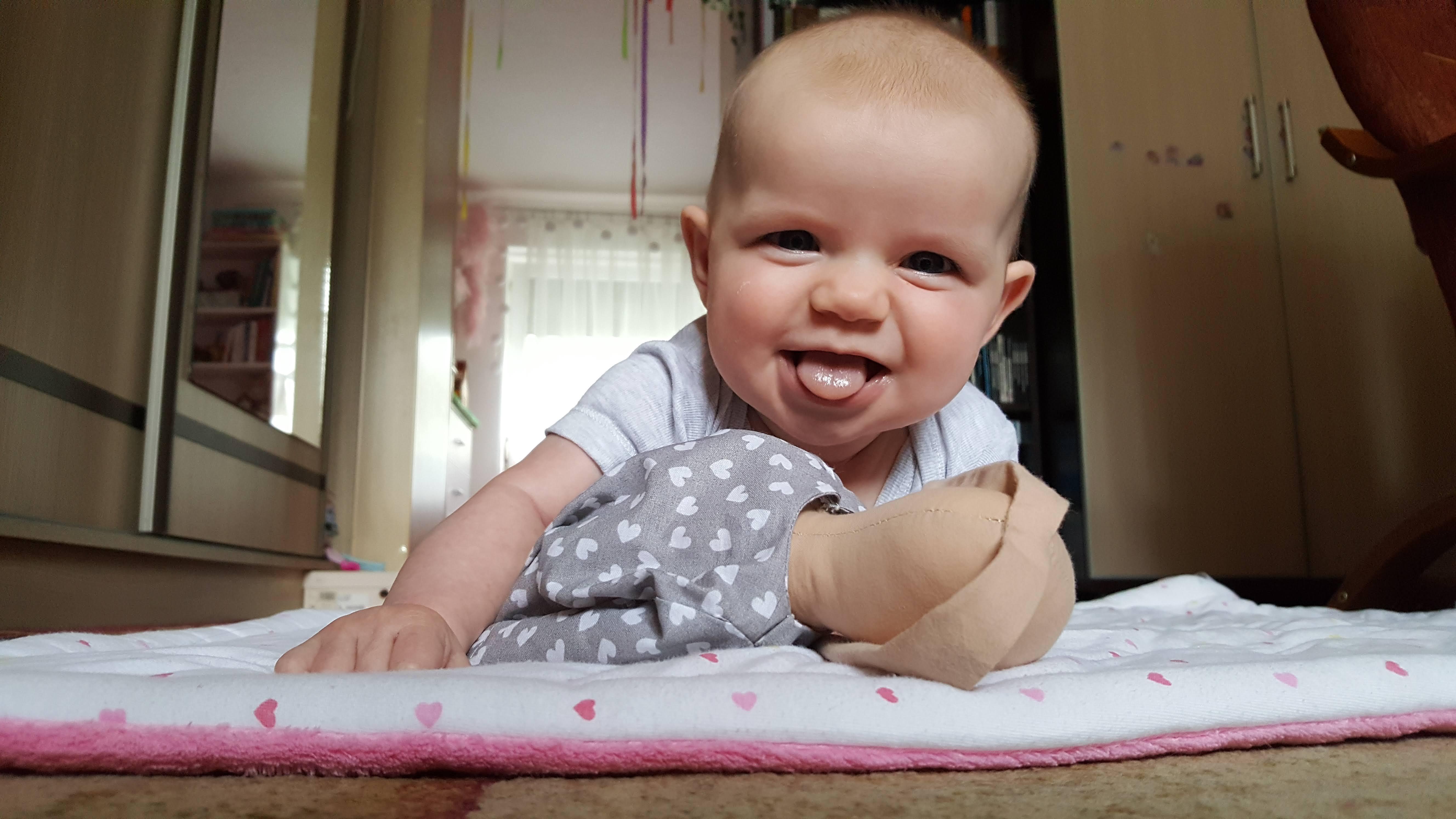 5 miesiąc życia dziecka