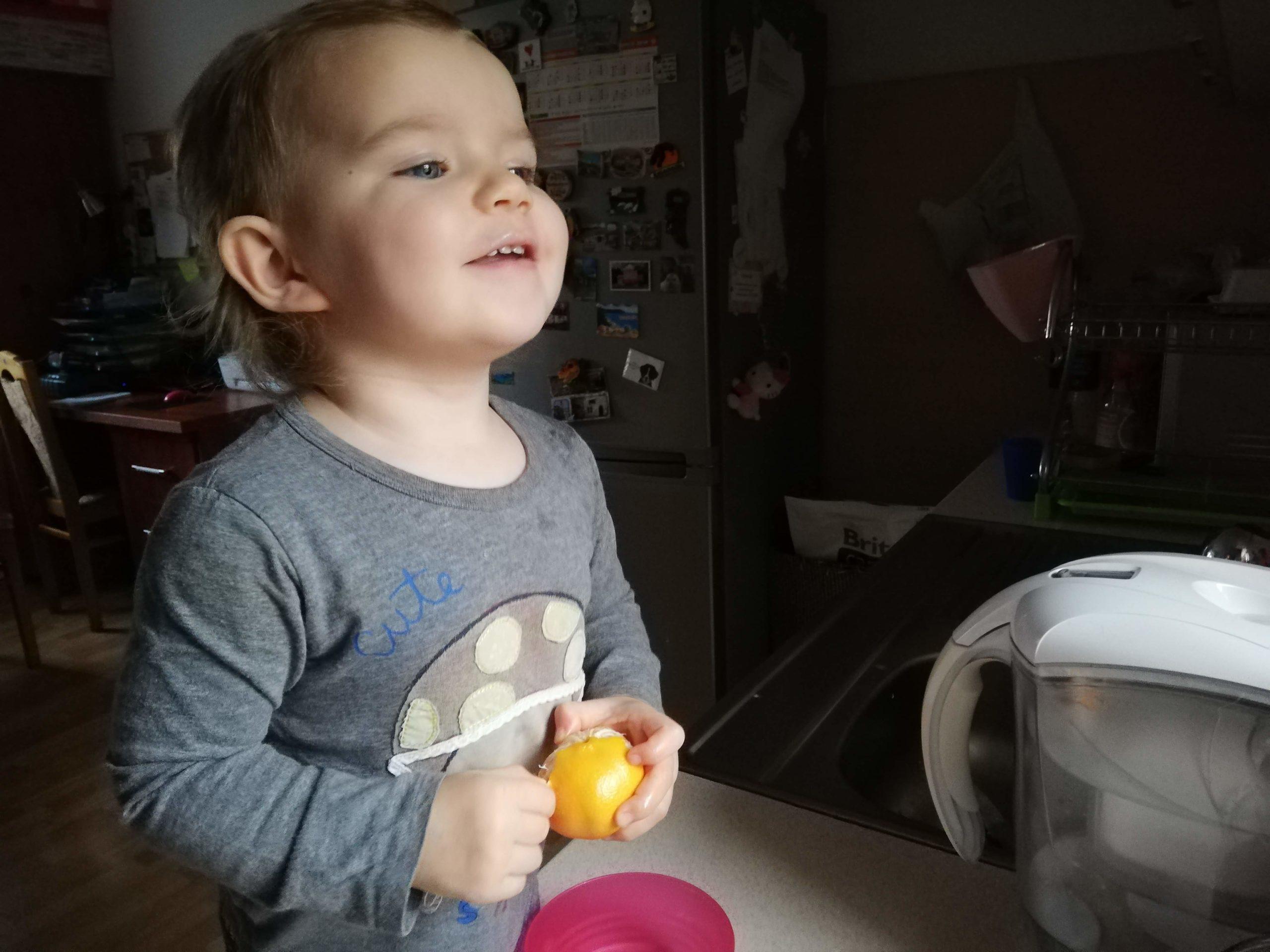 23 miesiąc życia dziecka