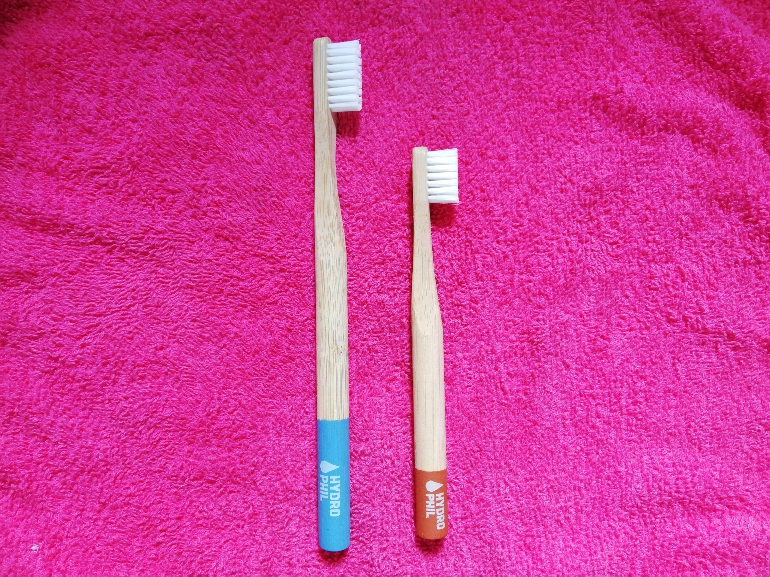 bambusowe szczoteczki