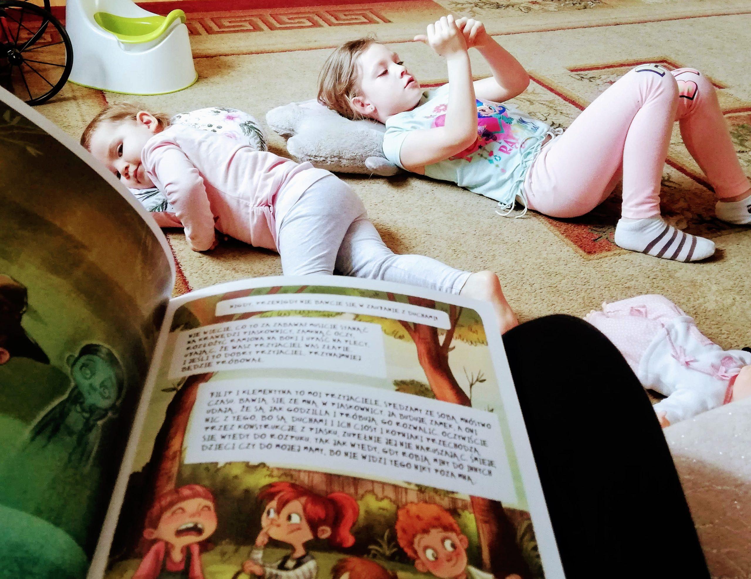 co daje czytanie dzieciom