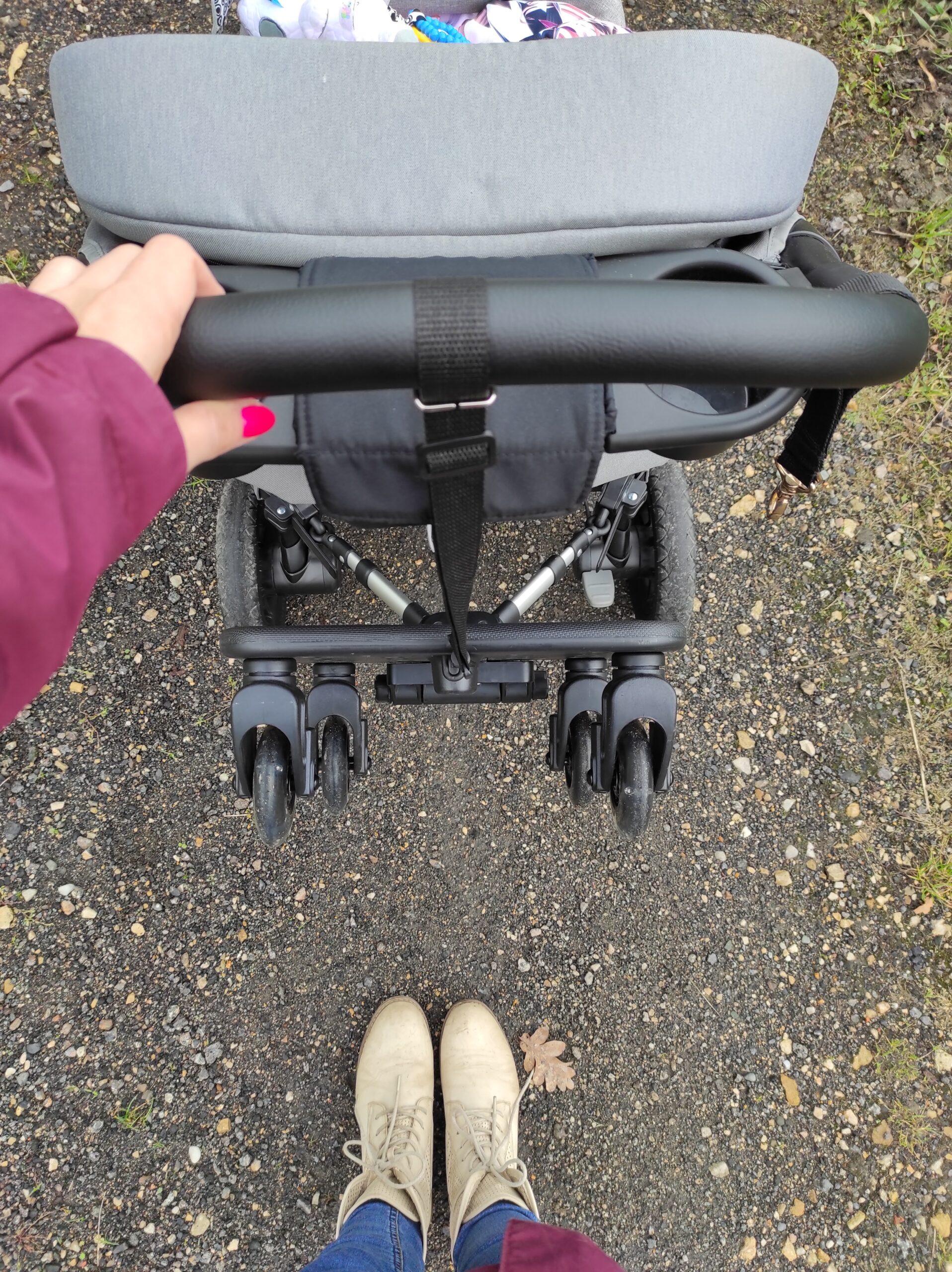 dostawka do wózka