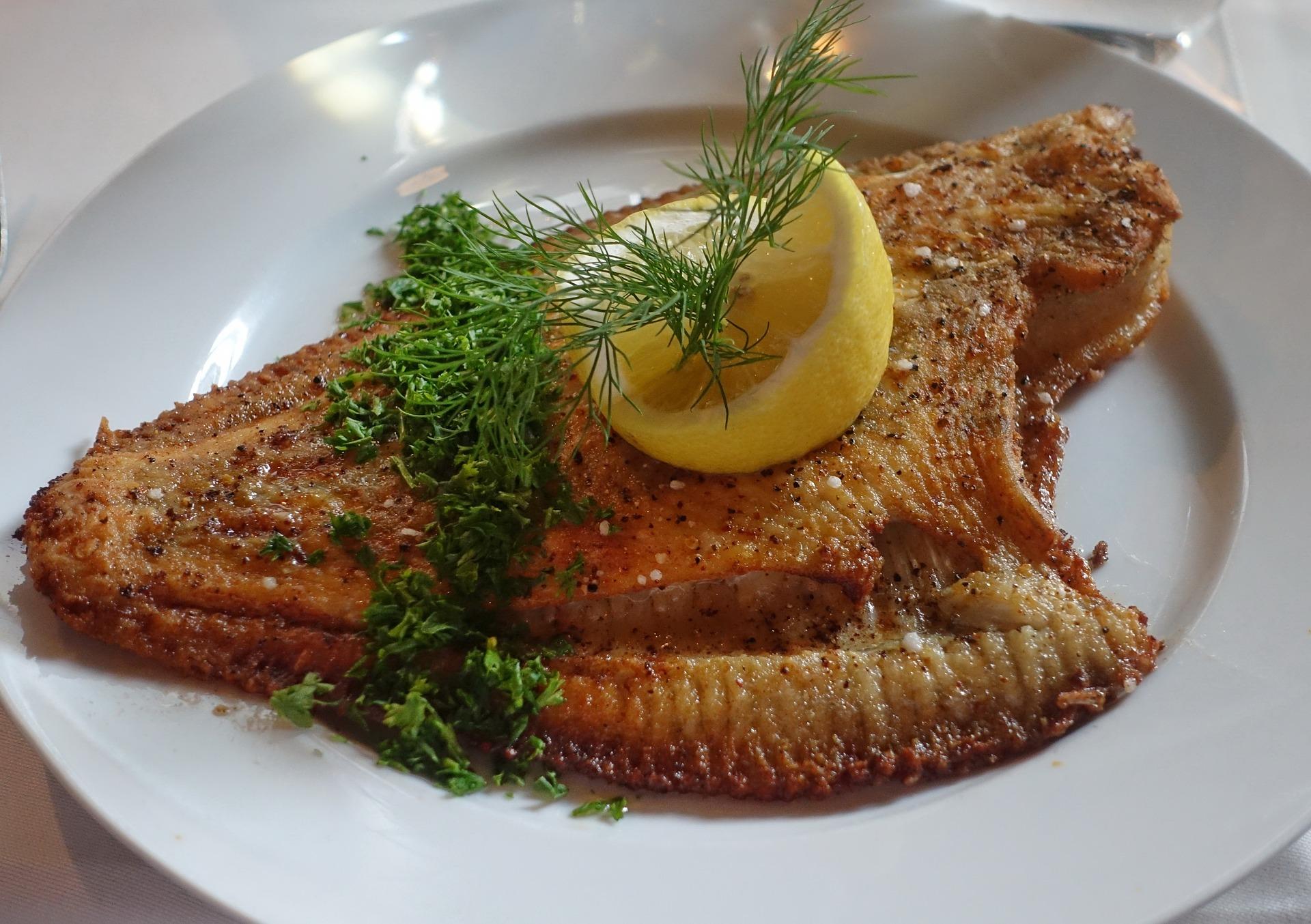 ryba panierowana