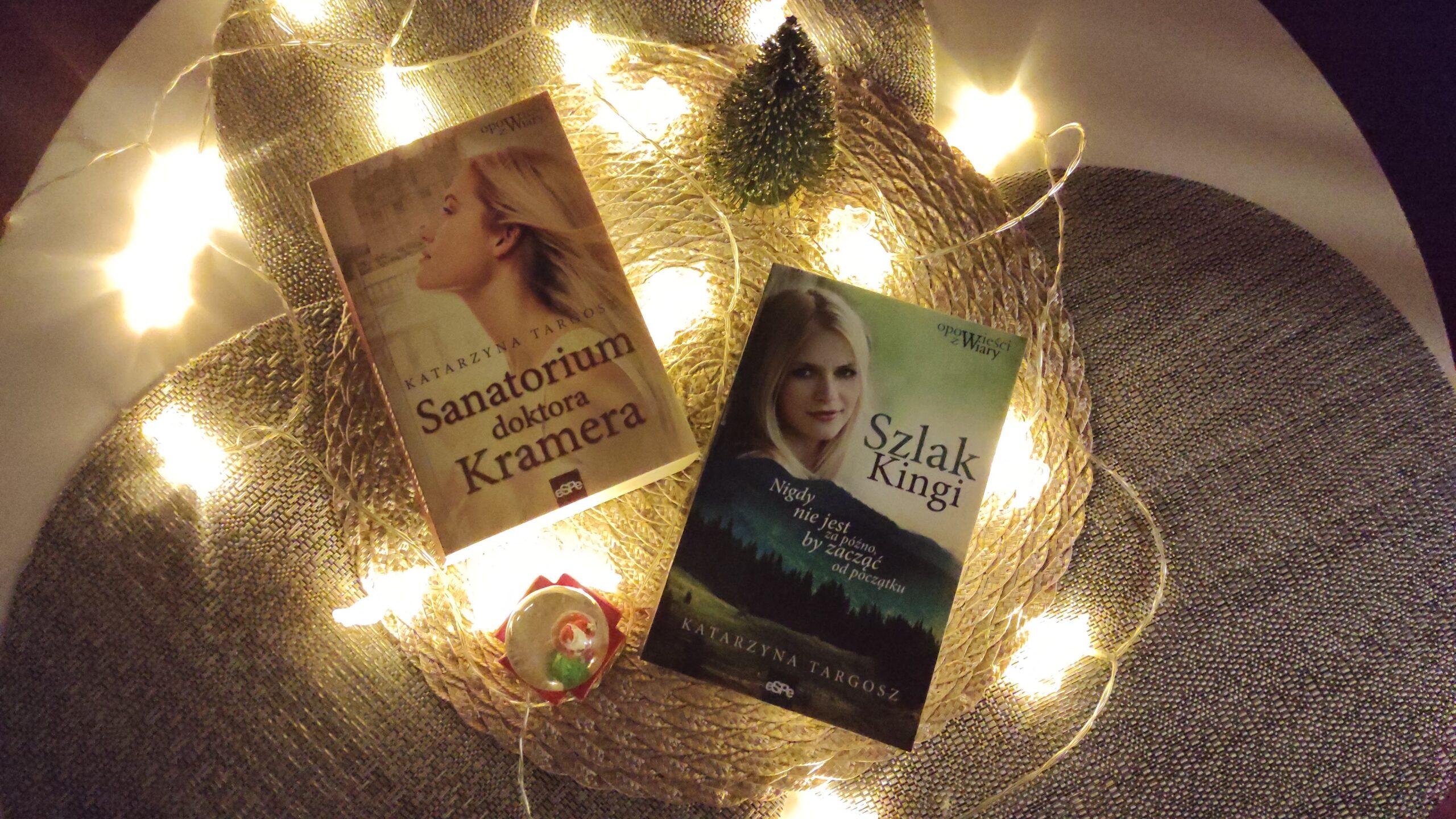 książki na zimowe wieczory
